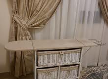 طاولة كي مع كبت ironing table with cabinet