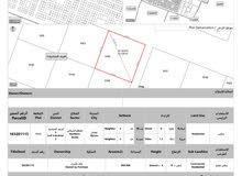 ارض تجاريه بالجرف 900 م ارضى و 8 شارع وسكه تملك حر موقع جيد مباشر من المالك QWR