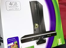 xbox 360 with kinect jtag 500 Gb