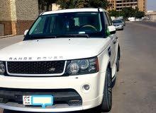 رانج لوفر 2010 محدث13 بيع اومراوس بسيارة كوري