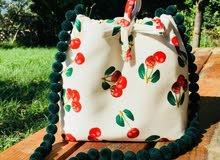 حقائب صناعة يدوية 100% handmade