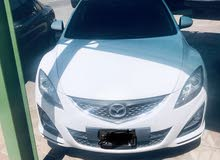 Mazda 6 2012 For sale - White color