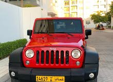 Jeep Wrangler 2017 For Sale