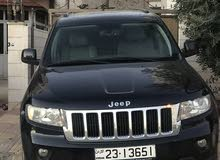 Automatic Blue Jeep 2011 for sale