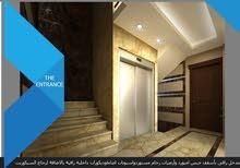 أشتري شقة في موقع فريد ومتميز بالتجمع الخامس بمساحة 168 م بالتقسيط