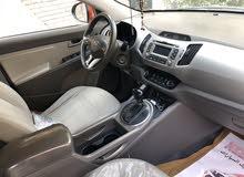 Gasoline Fuel/Power   Kia Sportage 2012