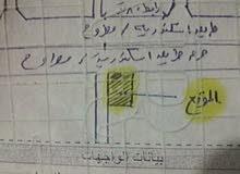 قطعة ارض علي الطريق الساحلي مباشر. سيدي عبدالرحمن