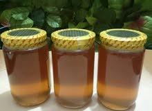 عسل نحل طبيعي نقي 100%