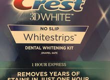 CREST 3D White strips-Hollywood smile