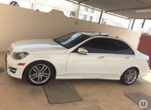 1 - 9,999 km Mercedes Benz C 250 2013 for sale