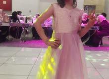 فستان بناتي ناعم ولونه مميز وراقي جدا