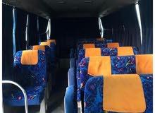 باص 30 راكب نظيف كراسى سياحية للايجار بالمشوار او بالشهر