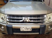 Gasoline Fuel/Power   Mitsubishi Pajero 2010