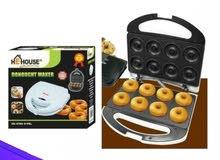 جهاز دونات/حلويات/جهاز صنع الدونات '
