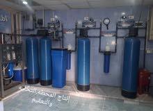 محطه تنقيه مياه+ مصنع كاسات