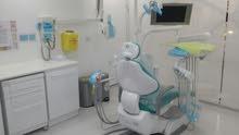 مركز اسنان للبيع =جاهز للعمل فورا - مرخص و بالتامين