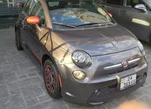 Used Fiat 500e 2015