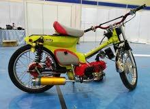 للبيع دراجه هوندا125cc