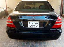 Mercedes Benz E 200 car for sale 2004 in Zawiya city