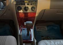 تويوتا كورولا 1.8 /2006 للبيع