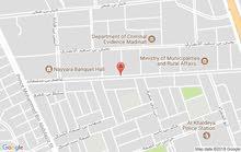 شقة في شارع الملك عبد العريز خلف البنك الاهلي