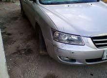 (تعديل)سوناتا 2006 محرك فيه مشكلة كاش أو شيك