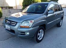 Used Kia Sportage for sale in Zarqa