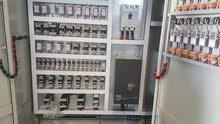 مهندس كهرباء صناعي سوري لصيانة جميع الماكينات الصناعية