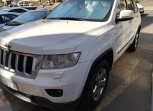 For sale 2011 White Grand Cherokee