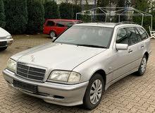 Mercedes Benz C 180 car for sale 1999 in Al-Khums city