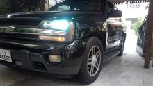 Black Chevrolet TrailBlazer 2002 for sale