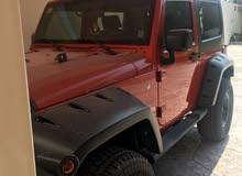jeep wrangler good condition .urgent sale