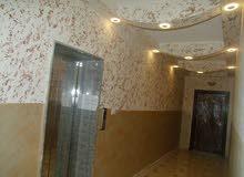 شقة شبه ارضية 148 م رائعة للبيع بالاقساط في ام نوارة قرب حدائق الملكة رانيا