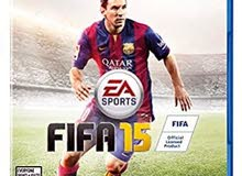 FIFA 15 (arabic version) + FIFA 16 (arabic version)