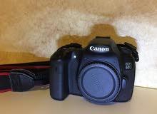 كاميرا كانون 60D كالجديدة، مرات الاستخدام محدودة