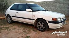 Black Mazda 323 1998 for sale
