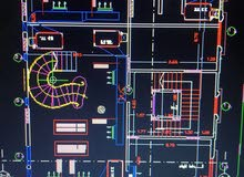AutoCAD Design for Air Conditioners split/Duct split/VRF,VRV/Package, chillers