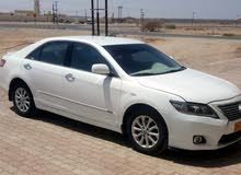 Toyota Camry car for sale 2010 in Al Mudaibi city