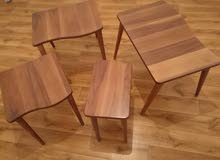 Tripoli – Tables - Chairs - End Tables with high-ends specs available for sale