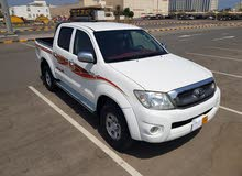 2012 Used Hilux with Automatic transmission is available for sale