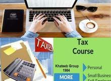 دورة استشاري ضرائب  2020 للبيع
