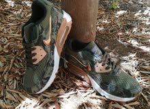 Nike AirMax Camo Gold -  عرض خاص حذاء نايك اصلي