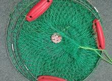 لعشاق صيد السمك سنارة صيد بنوعيه ممتازه