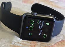 ساعة ابل الرياضية حجم 42mm للبيع او للبدل
