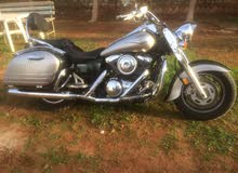 Kawasaki motorbike for sale made in 2006
