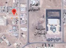 ارض للبيع الخضراء سي عند مدرسة السلطان