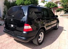 Gasoline Fuel/Power   Mercedes Benz ML 2003