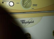 ثلاجه whirlpool