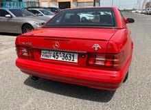 للبيع مرسيدس SL 320 موديل 1999 بوعلي 99113544
