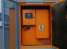 مولد كهرباء بيركنز 231 KVA وطبالي تخزين للبيع بجدة